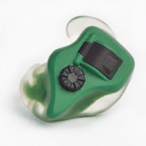 Custom Ear Plug - Green