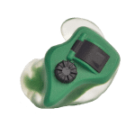 Premium Digital Hearing Protection – Green